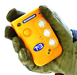 Safety equipment including gas detectors, escape kits, safety tripods, safety harnesses and safety blocks.