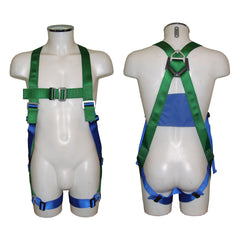 Safety harnesses.
