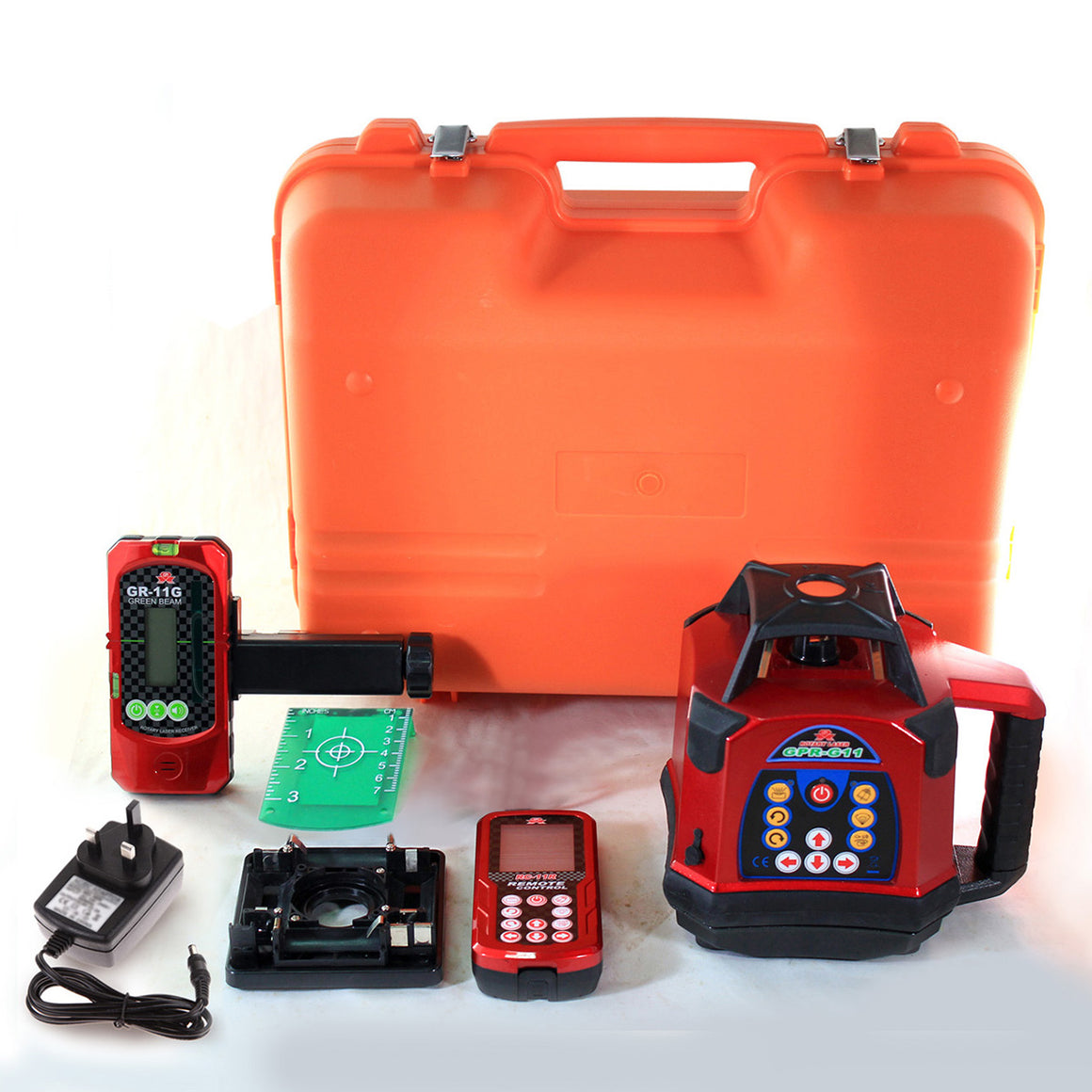 GPR-G11 Green Beam Rotary Laser Level