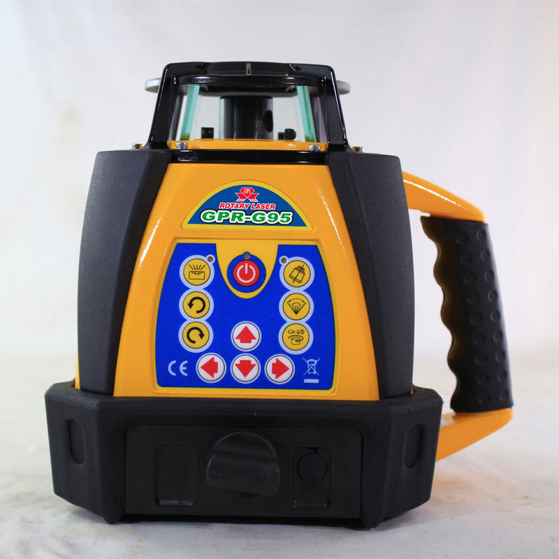 GPR-G95 Green Beam Rotary Laser Level