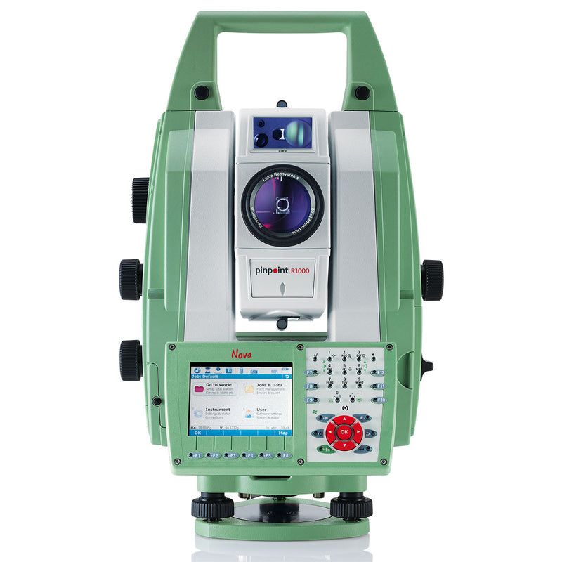 Leica Nova TS50 Total Station