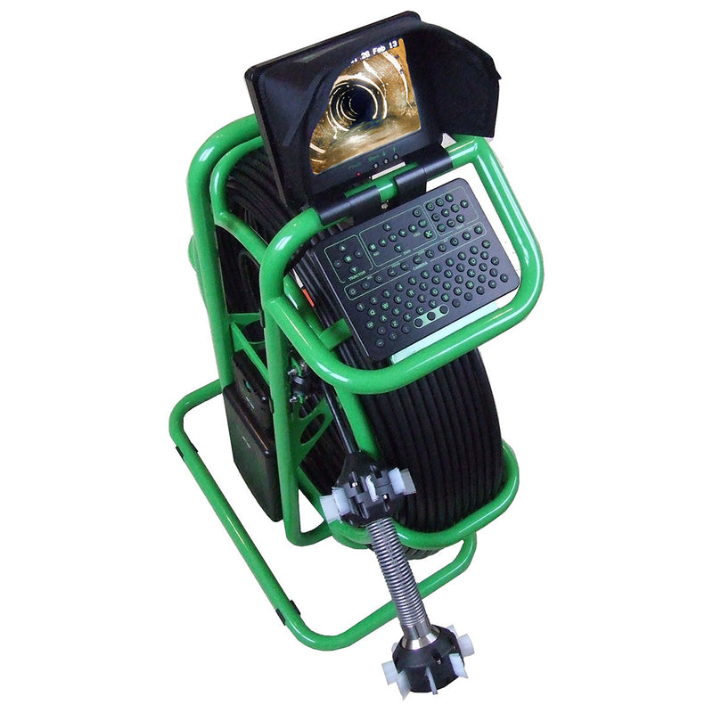 Troglotech T804 Sewer Inspection Camera