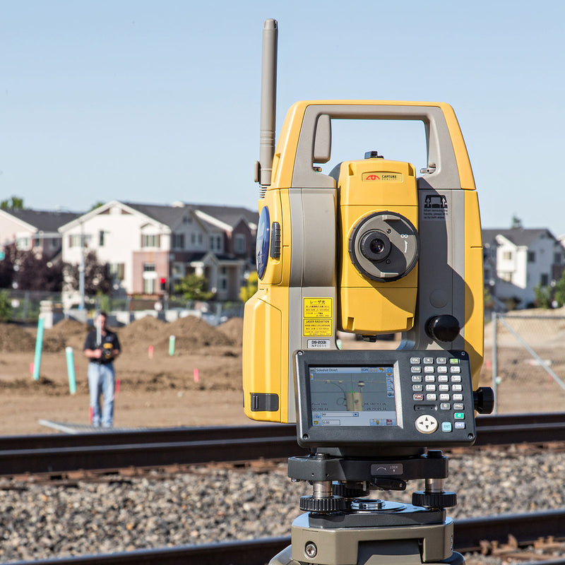 Topcon DS-200i Robotic Total Station