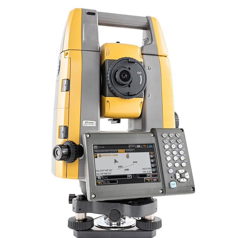 Topcon GT Series Robotic Total Station