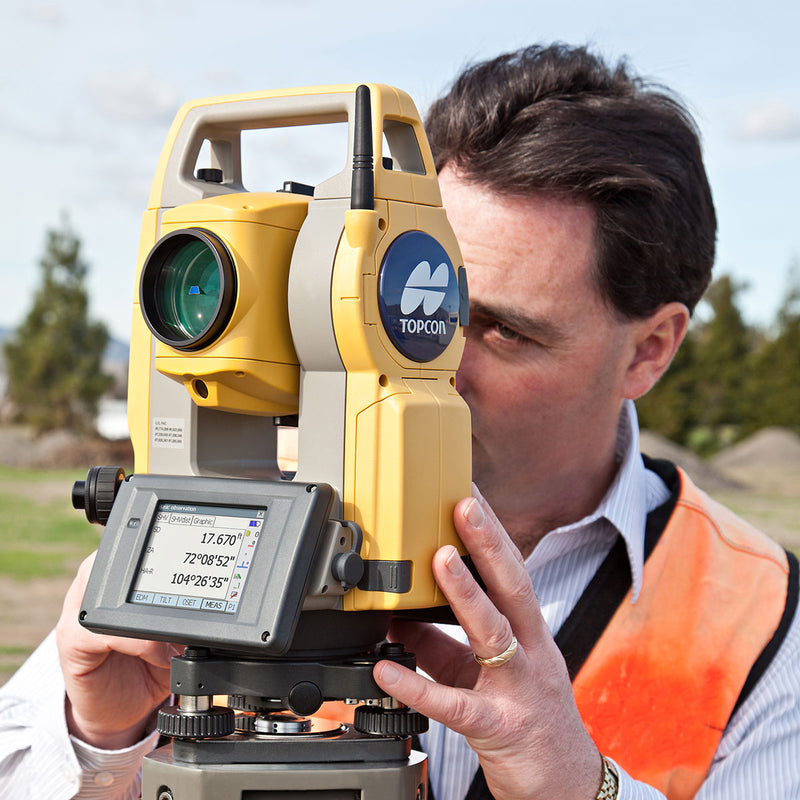 Topcon OS Series Total Station