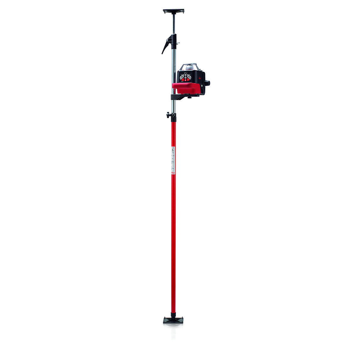 Clr290 Leica Floor To Ceiling Pole One Point Survey