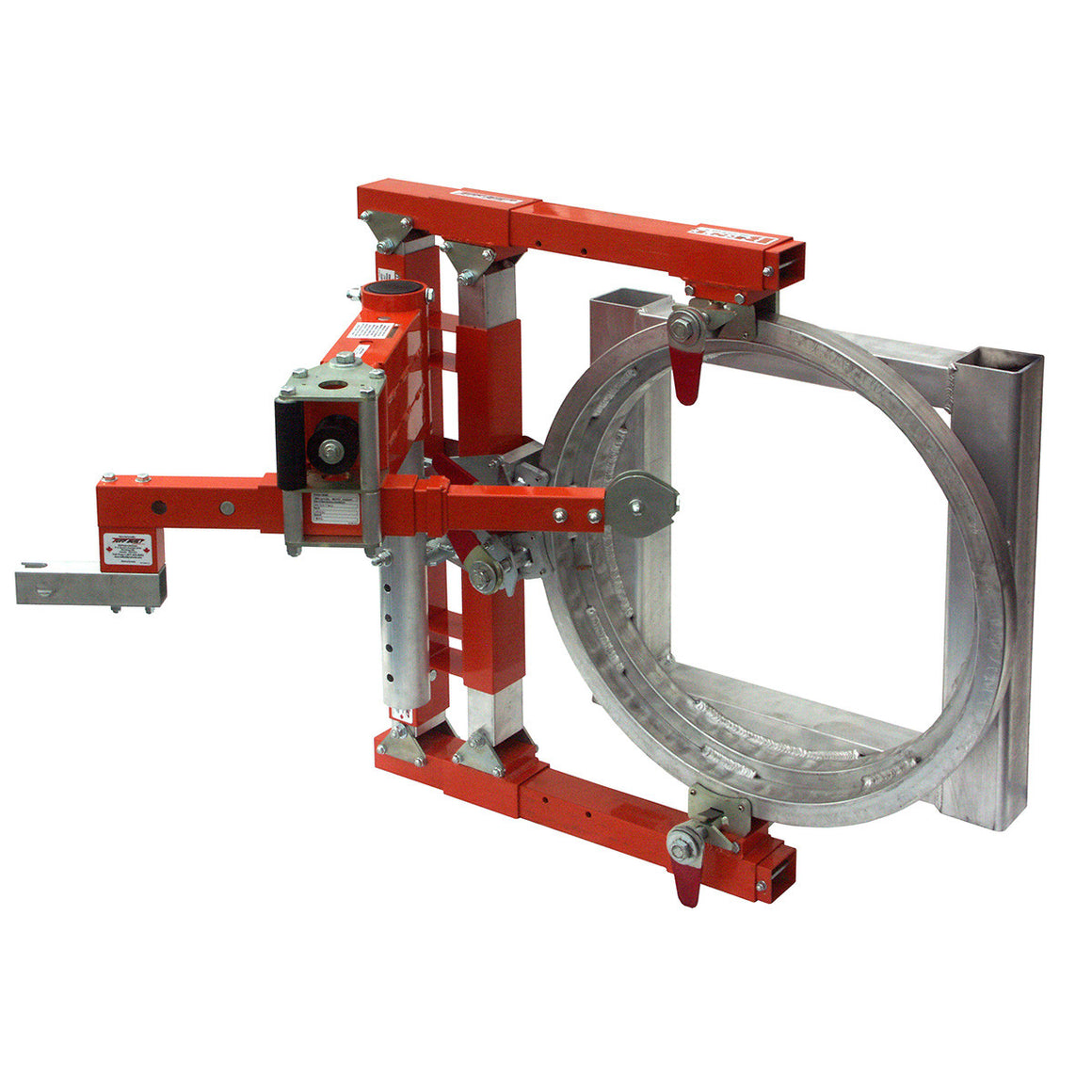 Horizontal Entry - Clamping Base and Arm Assembly