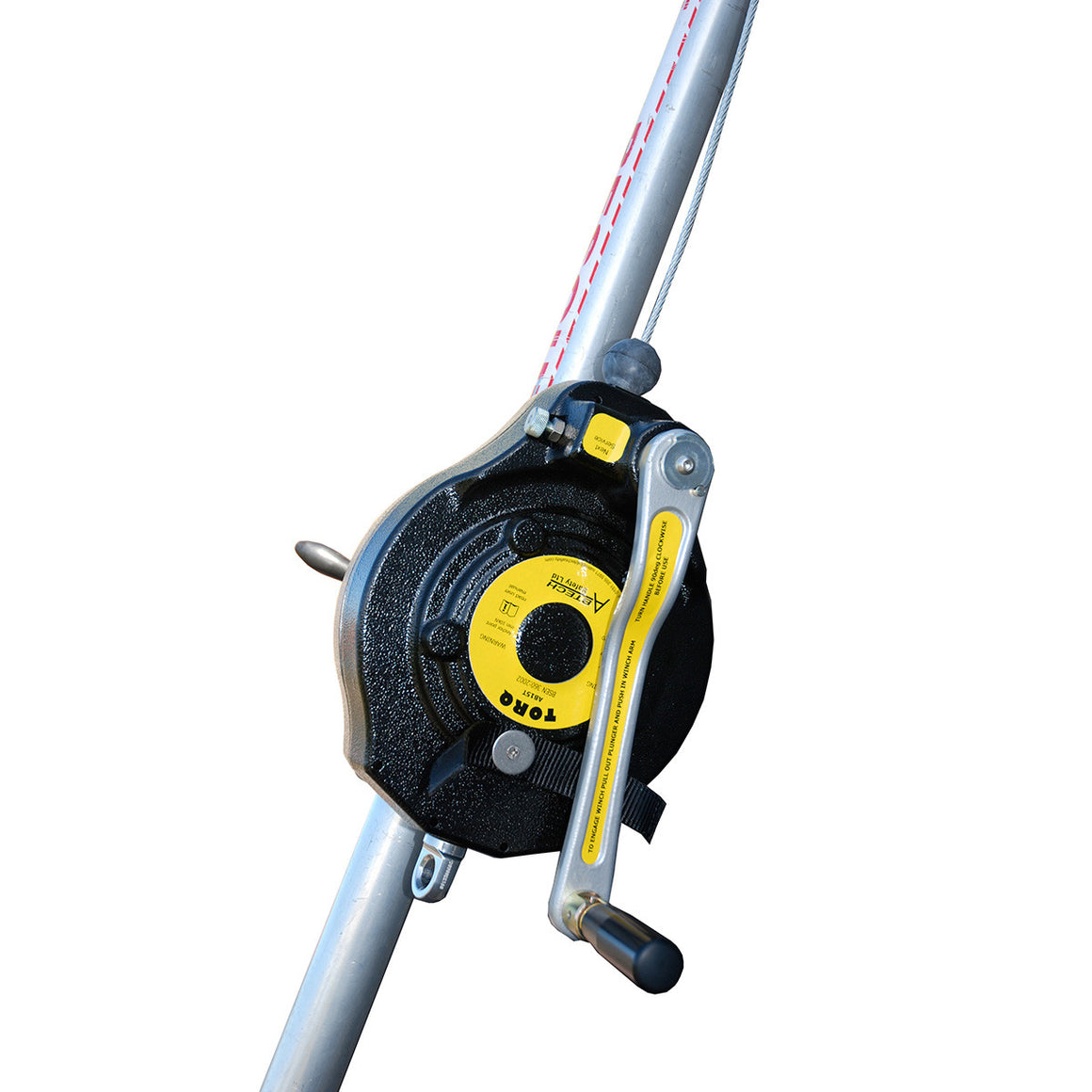 AB15RT - 15 metre Fall Arrest Recover Device from TORQ