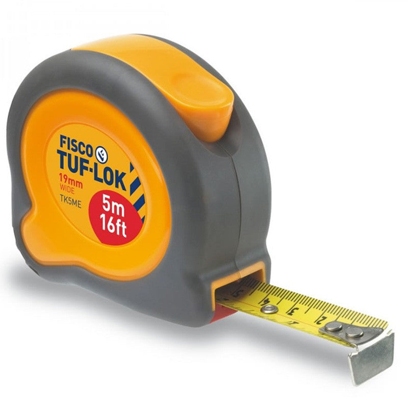 Fisco Tuf-Lok Tape Measure