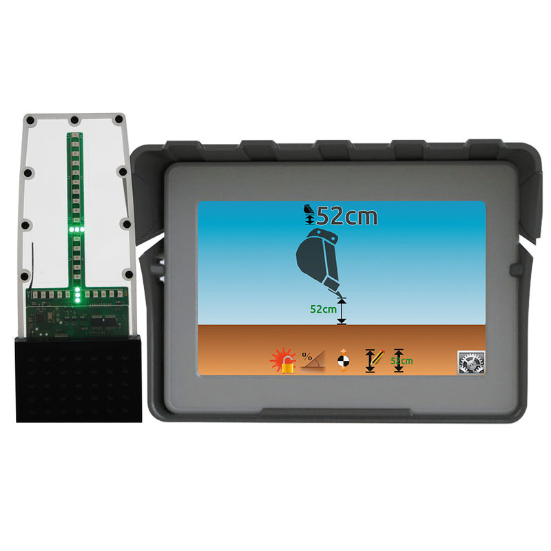 iDig Control Box Touch 2D Series Screen