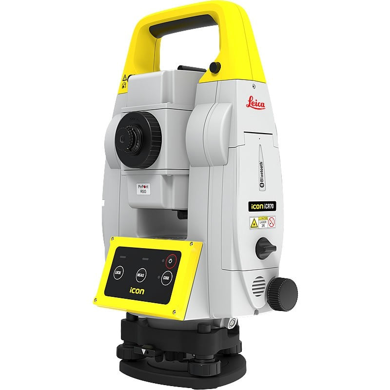 Leica iCON iCR70 Robotic Total Station