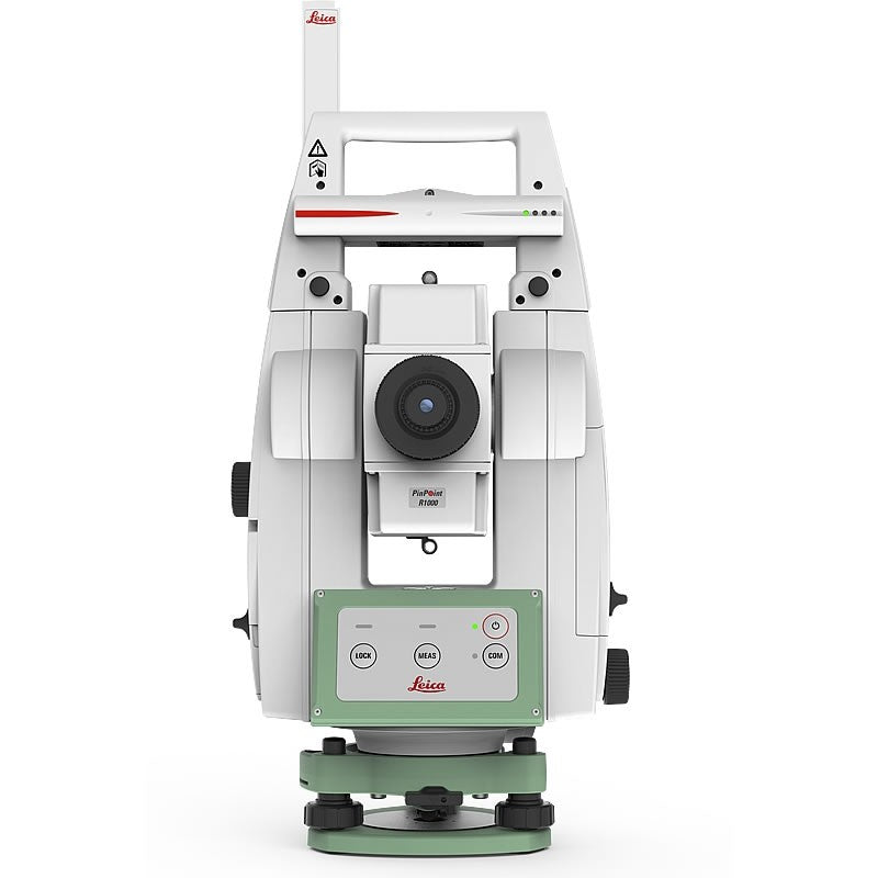 Leica Viva TS13 Total Station - Front view