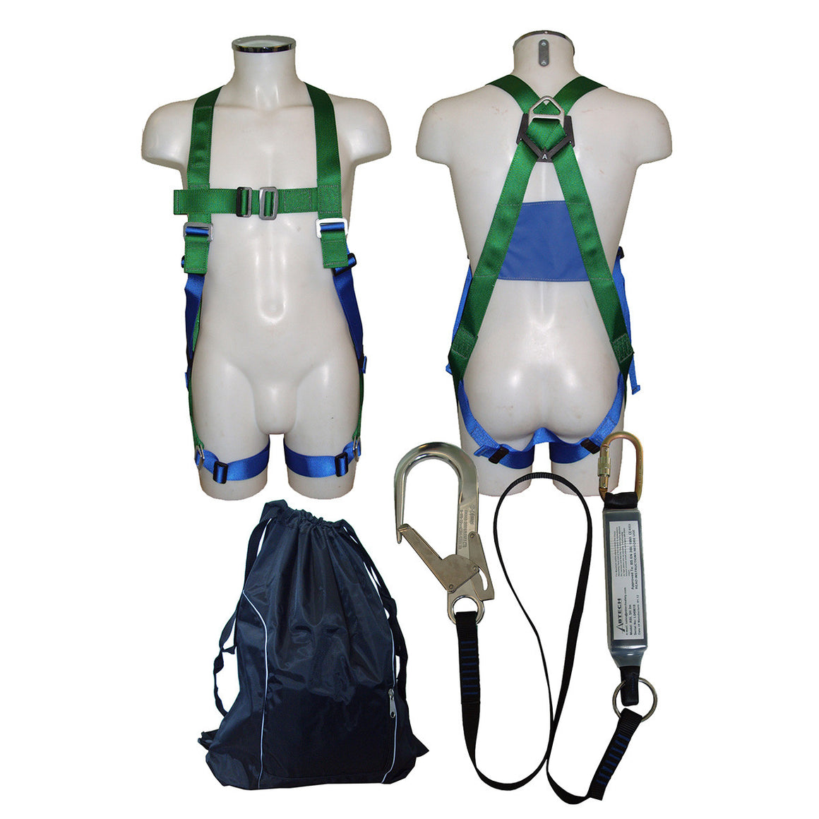 AB10 Kit - Scaffolders Safety Harness Kit 1