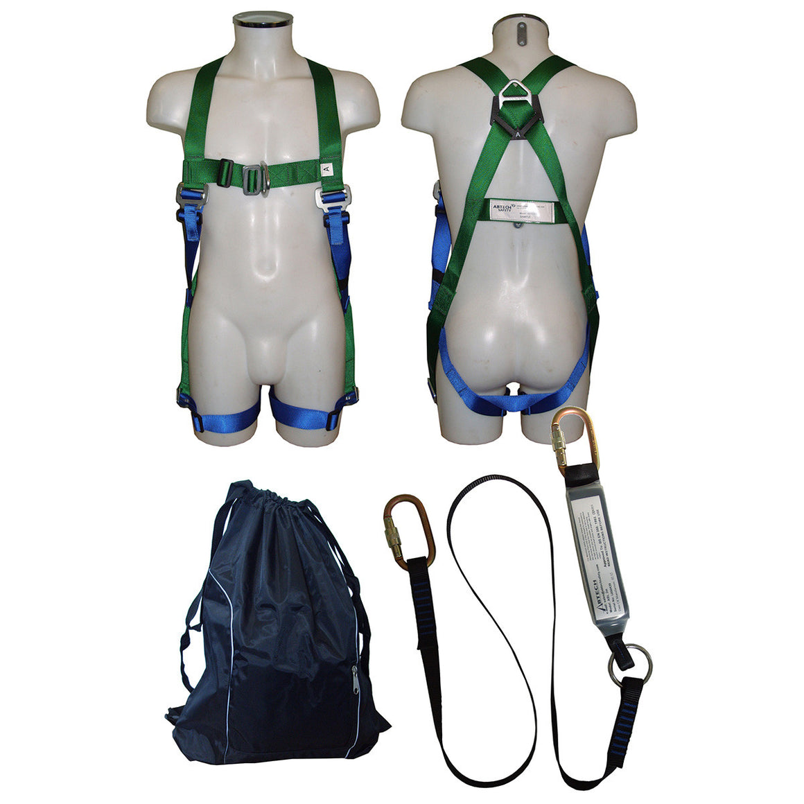 AB20AB - Working at Height Safety Harness Kit