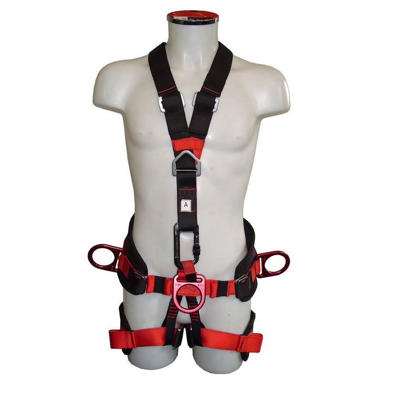 Access Pro Safety Harness from the front