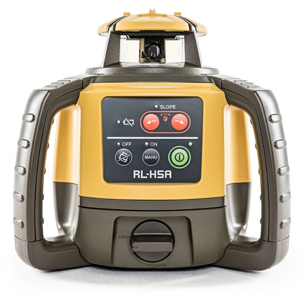 Topcon Rl H5a Rotating Laser Level One Point Survey