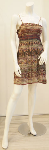 Aztec Cool Vintage Dress