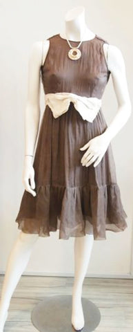 Come to Tea 50s Chocolate Teadress