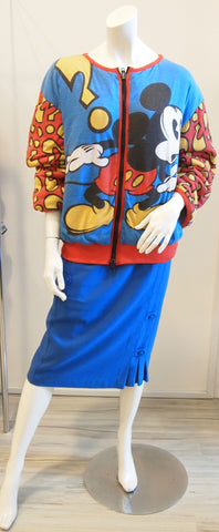 Mickey mouse jacket