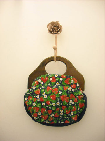 Strawberry Fields vintage bag