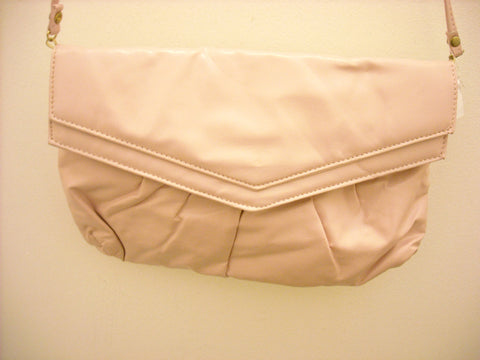 Sweet But Cool Pleather Vintage Clutch with Sling