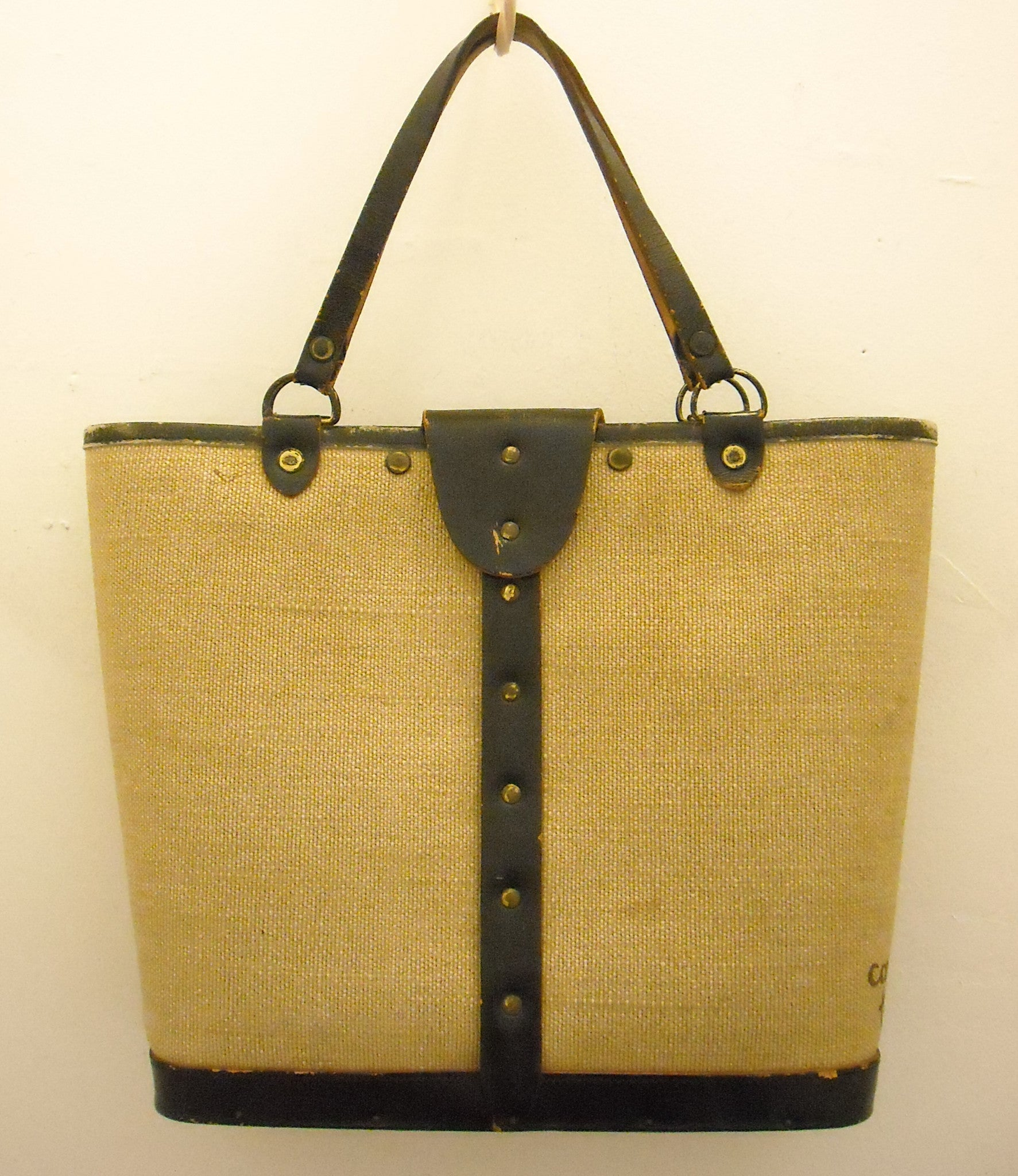 Rare Enid Collins Vintage 60's Carriage Bag