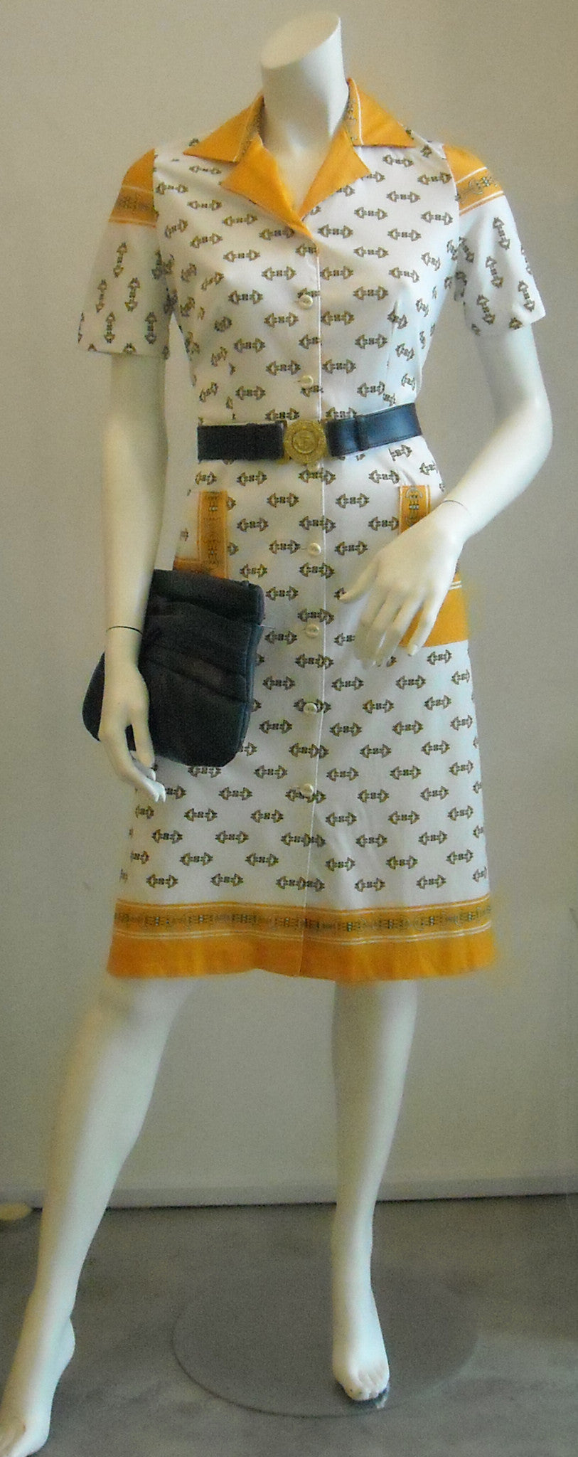 Chain me down! Vintage Dress