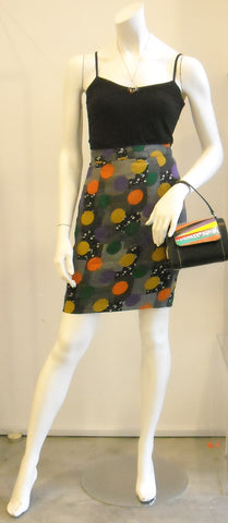 My Optic Illusion Vintage Skirt