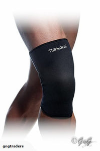 Support Knee Sleeve TP03UBLK Medium ThermaTech