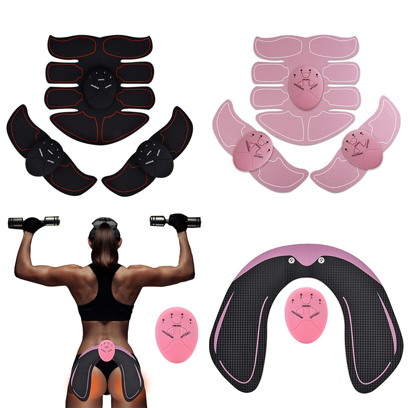 Trainer Electric Muscle Stimulator Wireless Massage