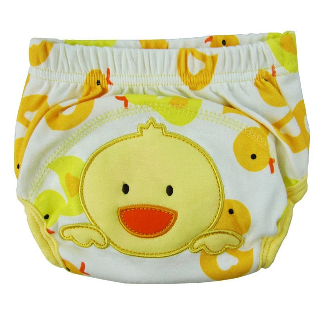 Baby Washable Reusable Cotton Diapers