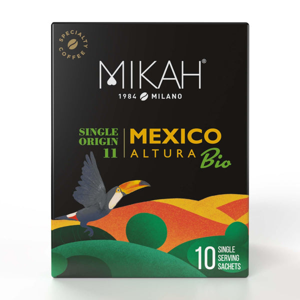 mikah specialty coffee mexico box