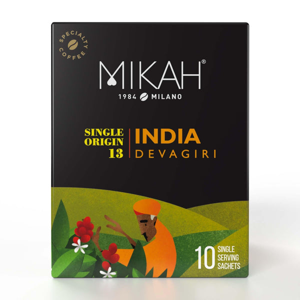 mikah specialty coffee india box