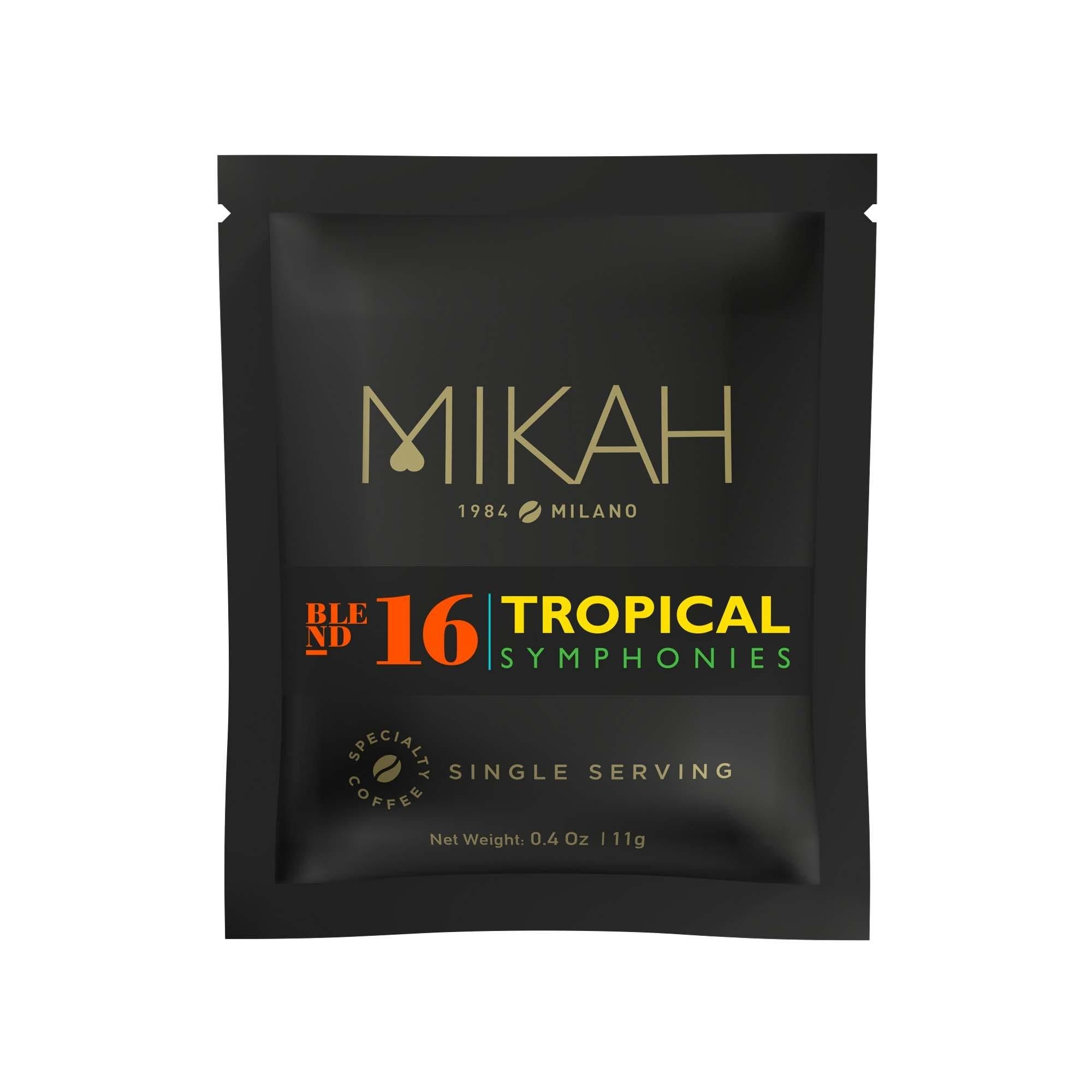 TROPICAL SYMPHONIES | Blend N.16 - Mikah Coffee