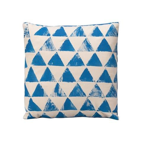 Square Triangle Cushion