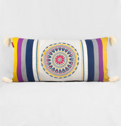 Long Moroccan Cushion Cover