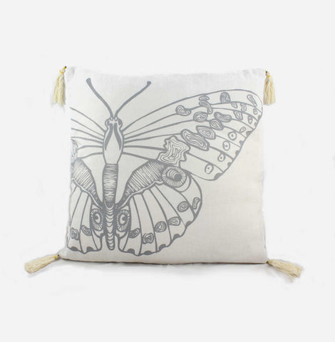 Square Butterfly Cushion