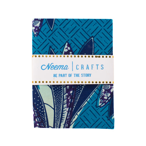 Large Fabric Notebook