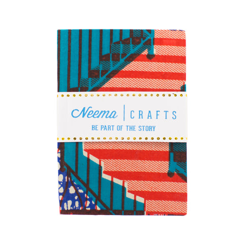 Small Fabric Notebook