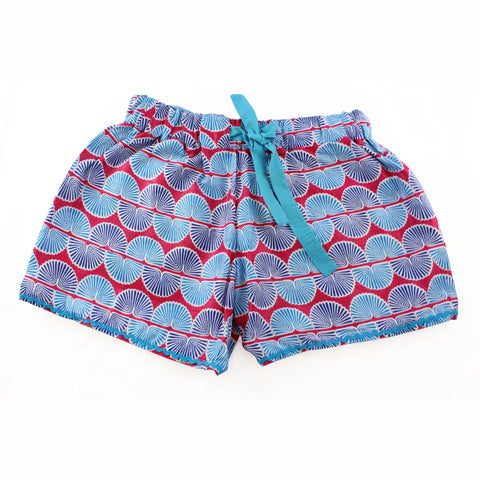 Turquoise Women's Boxers -M/L