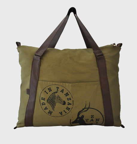 Tanzania Weekend Bag