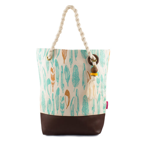 Tote Bag - Feather