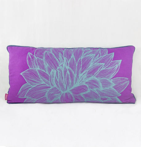 Long Flower Cushion