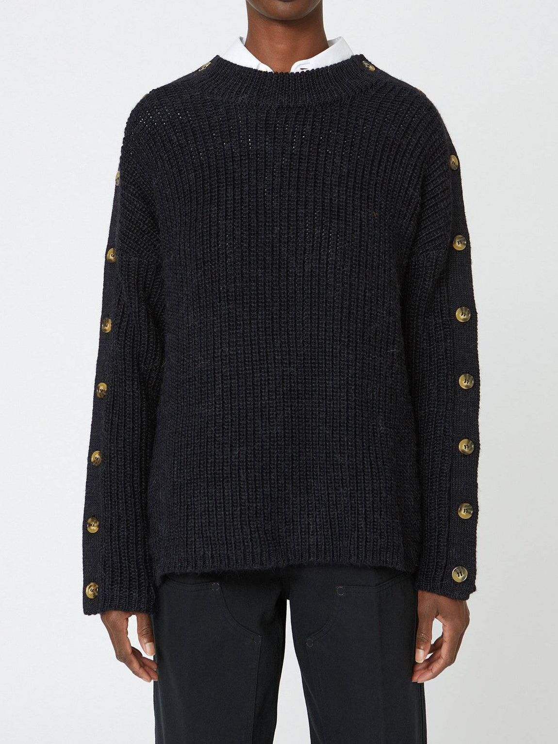 Part Sweater