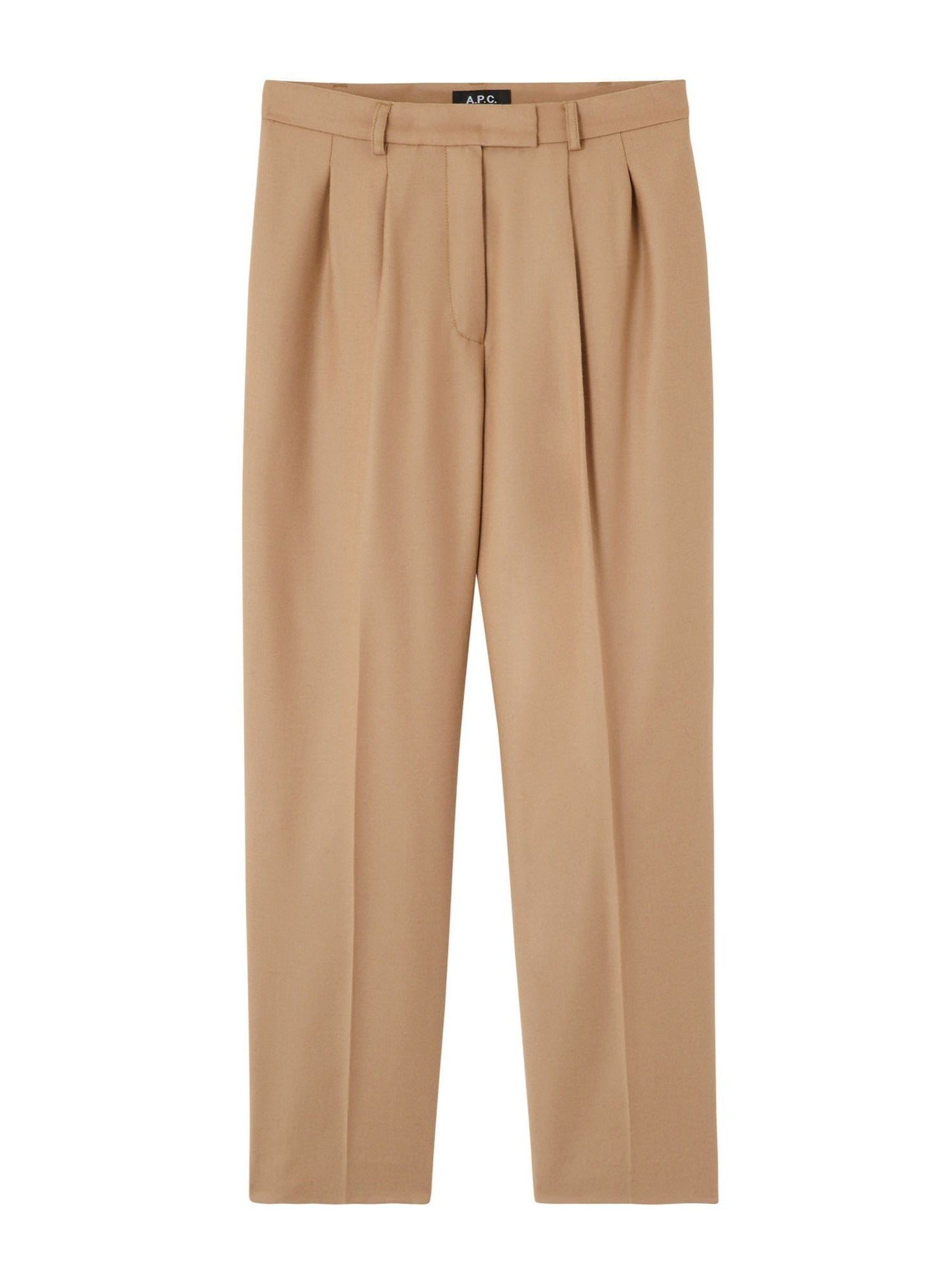 Cheryl Flannel Trousers
