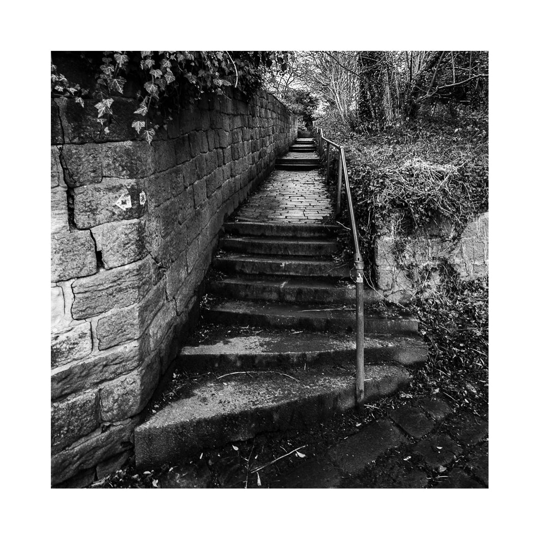 Horsforth coaster 13 - Cuckoo Steps