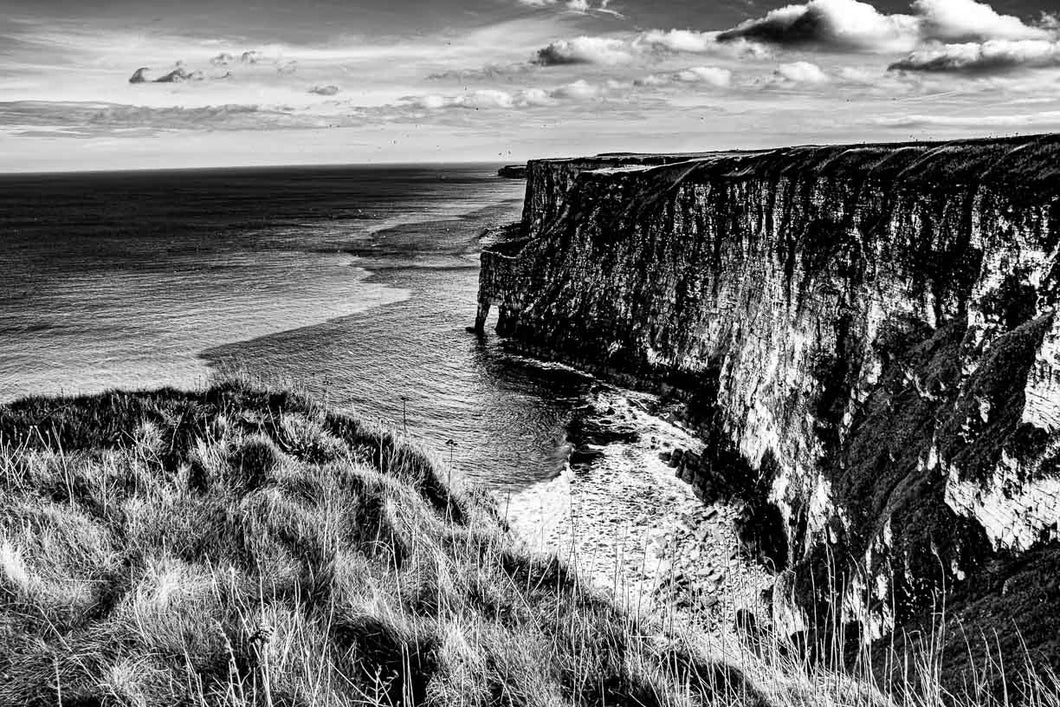 Flamborough Head coastline