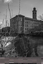Load image into Gallery viewer, New mill reflection Saltaire