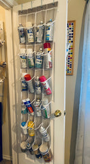 Shoe Hanger Door Organizer Crafts