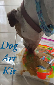 DIY Dog Craft Art Kit